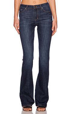 Joe's Jeans High Rise Flare in Samantha