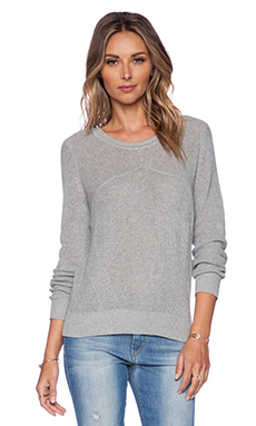Joe's Jeans Zack Sweater in Heather Grey