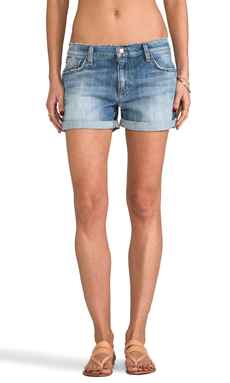 Joe's Jeans Slouchy Short in Cooper