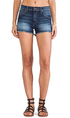 Joe's Jeans High Rise Cut Off Short in Briella