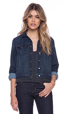 Joe's Jeans Fahrenheit Cropped Jacket in Retta