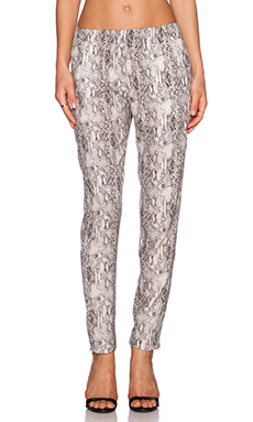 Joe's Jeans Silk Pant in Python