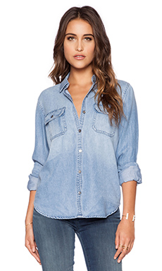 Joe's Jeans Denim Shirt in Rayne