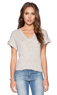 Joe's Jeans Session Tee in Sport Heather