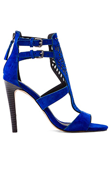 Joe's Jeans Nox Heel in Royal Blue