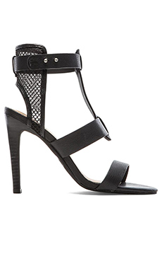 Joe's Jeans Rocket Heel in Black