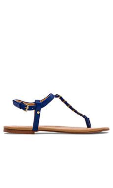 Joe's Jeans Eleanor Sandal in Cobalt Blue