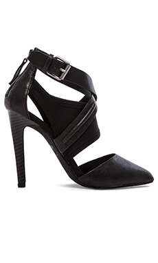 Joe's Jeans Alyson Heel in Black