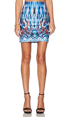 Johanne Beck Gia Skirt in Caribbean