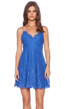 Joie Damasia Dress in Marais Blue