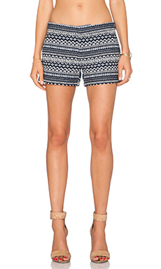 Joie Merci Short in Dark Navy