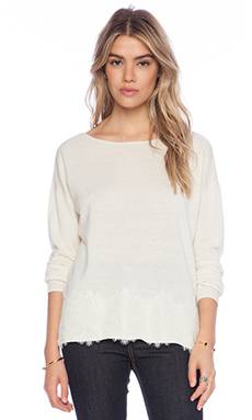 Joie Bastienne Sweater in Porcelain