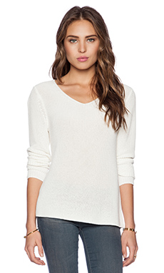 Joie Magdelena Sweater in Porcelain