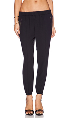 Joie Charlet C Pant in Caviar