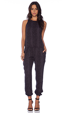 Joie Latiana Jumpsuit in Stormy Night