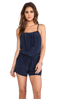 Joie Ilona Romper in Dark Navy
