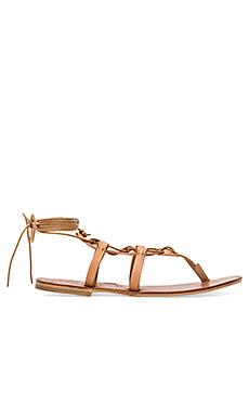 Joie Torres Sandal in Natural