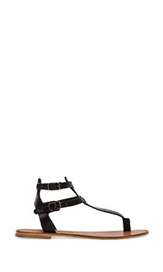 Joie Pradeaux Sandal in Black