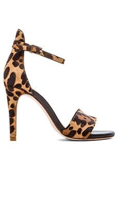 Joie Jaclyn Calf Hair Heel in Leopard