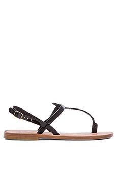 Joie A La Plage Topanga Sandal in Black
