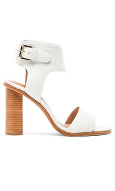 Joie Opal Sandal in Porcelain