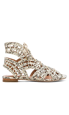 Joie Renee Sandal in Two Tone Snake