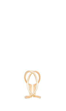 joolz by Martha Calvo Eclipse Ring in Gold