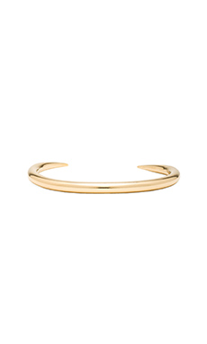 joolz by Martha Calvo Claw Bangle in Gold