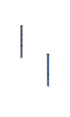 joolz by Martha Calvo Bar Ear Crawler in Blue & Gunmetal
