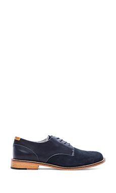 J SHOES William in Navy