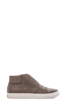 J SHOES Hunt Chukka in Charcoal Grey