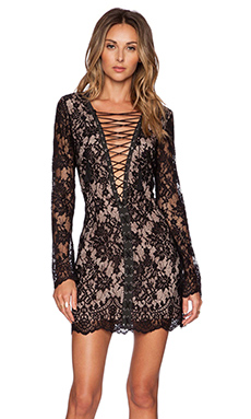 THE JETSET DIARIES The Ruins Dress in Black