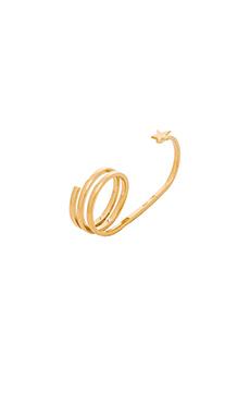 Jennifer Zeuner Hayden Ring in Yellow Vermeil
