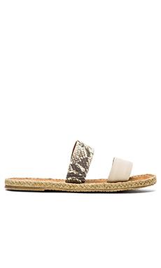 Kaanas Susu Sandal in Buttermilk