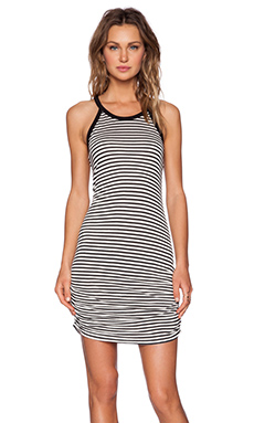 Kain Trullie Dress in Black & White