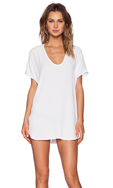 Kain Viola Tunic Dress in Ivory