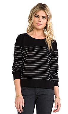 Kain Lee Sweatshirt in Black