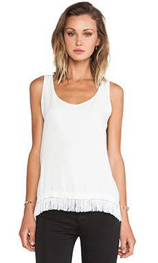 Kain Margot Tank in White