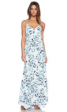 Karina Grimaldi Zeila Maxi Dress in Candela
