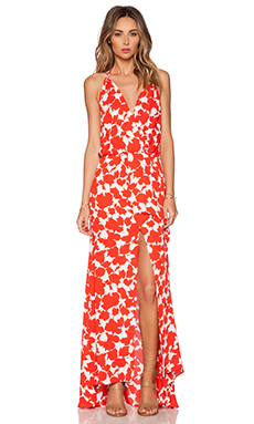 Karina Grimaldi Noah Maxi Dress in Flora