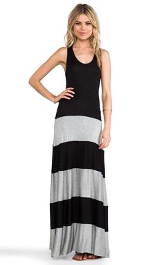 Karina Grimaldi Biscot Maxi Tank Dress in Grey