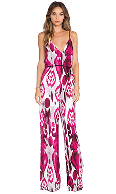ENTERIZO PRINTED JUMPSUIT