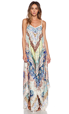KAS New York Judyta Maxi Dress in Multi