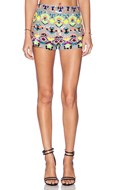 K A S New York Adele Short in Multi