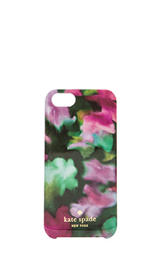 kate spade new york Jade Floral iPhone 5 Case in Multi