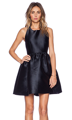 Kate Spade New York Bow Back Dress in Rich Navy