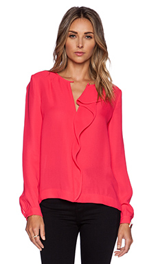 Kate Spade New York Edison Top in Aladdin Pink