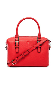 kate spade new york Sami Satchel in Geranium