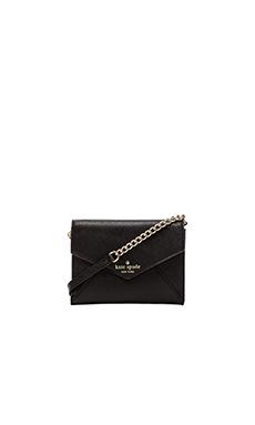 kate spade new york Monday Crossbody Bag in Black
