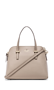 kate spade new york Maise Satchel in Clock Tower
